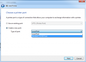 Windows Printing 2