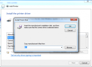 Windows Printing 3