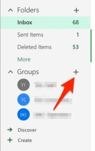 SharePoint: Create Group Site